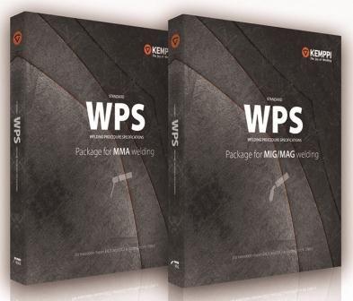 Standard WPS-pakke til Kemppi